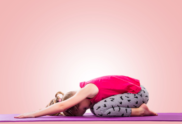 Yoga Course For Children Aged 7 To 12