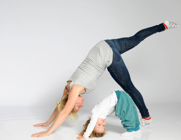 Mum And Toddler Yoga