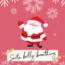 Santa Jolly Belly Breath